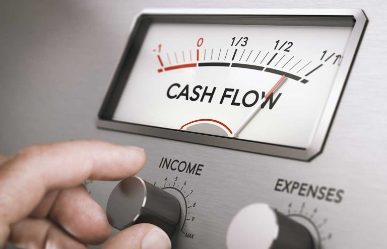 Cash flow is the key to business survival