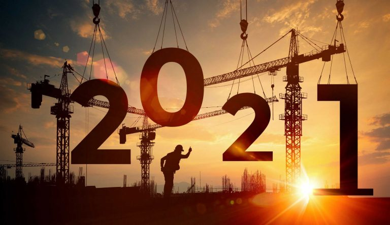 After a challenging year for construction projects, collaboration can create success in 2021